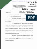 Sotos Information Document