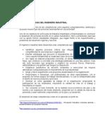 COMPETENCIAS DEL INGENIERO INDUSTRIAL