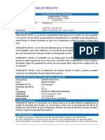 HOJA TECNICA Y MSDS  SUAVIZANTE TEXTIL.docx