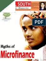 Myths of Micro Finance Global South Development Magazine Jan 2011