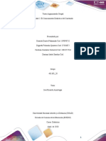 Paso 3 - Texto Argumentativo Grupal