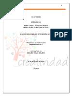 DESARROLLO - ACTIVIDAD 3. - EMPRENDIMIENTO INNOVADOR - CREATIVIDAD
