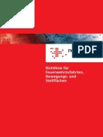 drogi pozarowe - wytyczne niemieckie