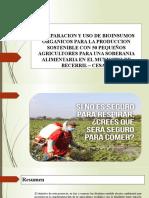 CURSO BÁSICO DE AGRICULTURA ORGÁNICA SUSTENTABLE
