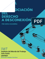 MANUAL PARA LA NEGOCIACION DEL DERECHO A DESCONEXION