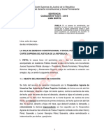 Casacion 13501-2016