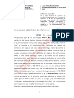 RN 1795-2018, Lima - LP