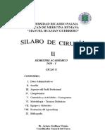 Silabo Cirugía II 2020-I.doc