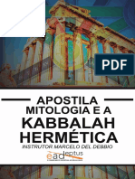 Apostila Mitologia Grega e a Kabbalah EADEPTUS