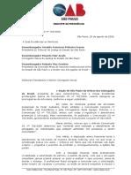 Of. GP. 226_202 - TJ SP - Comunicado CG Nº 722_2020
