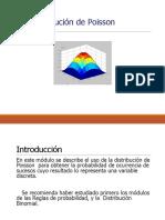La Distribucion de Poisson
