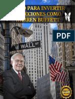 Presentacion Curso Para Invertir En Acciones Como Warren Buffett