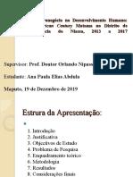 SlaidesDefesa, 19 de Dezembro de 2019