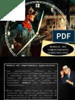 1b.-MODELOS DEL COMPORTAMIENTO ORGANIZACIONAL