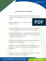 DESCRIPCION DE  FUNCIONES CUADRILLERO LINEA VIVA REDES.docx
