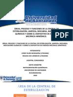CENTRAL DE ESTERILIZACION Y ARMONICO.pptx