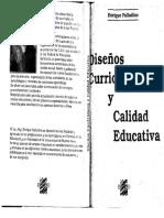 Enrique Paladino, diseños curriculares y calidad educativa.pdf