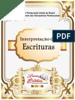Lição 01 - Interpretação das Escrituras.pdf