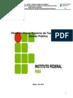 PPC de Tecnologia em Gestão Pública - IFPA Campus Belém (1)