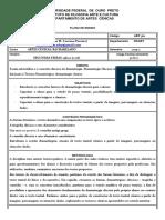 PLANO DE ENSINO dramaturgia A_2019-2