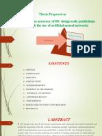 Research Proposal on ANN (2)