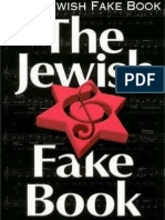 The Jewish Fake Book