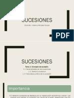 1 -Sucesiones - Concepto Sucesion