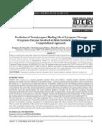 molecular dynamics & Modelling