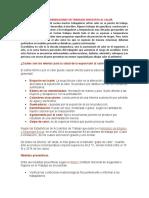 ALIMENTACIÓN Y RECOMENDACIONES EN TRABAJOS EXPUESTOS AL CALOR