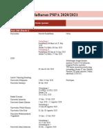 Schedule PSPA by Masuk Apoteker