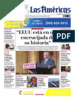DIARIO LAS AMÉRICAS Edición semanal del 28 de agosto al 3 de septiembre de 2020