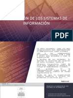 PLANEACIÓN DE LOS SISTEMAS DE INFORMACIÓN