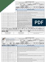 Registro Perforación y Apiques SUF1-53