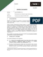 OPINIÓN OSCE 013-13 - PRE - ELECTROPERU S