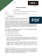 OPINIÓN OSCE 014-13 - PRE - Oferta, postor y garantía de seriedad de oferta