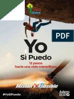 Libro Yo Sí Puedo - Autora Analía Exeni - Obsequio