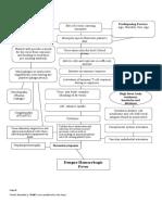 X pathophysiology