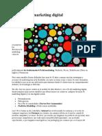Las 4 Ps del marketing digital - C. Saldaña 27 mayo 2013