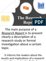 TheResearchReport