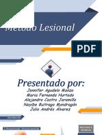 MÉTODO LESIONAL - RESONANCIA MAGNETICA (1)