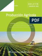 Boletín No. 2 Agrícola 2020