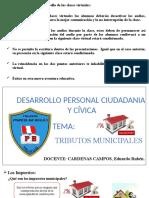 2.Tributos y Normas Municipales S2