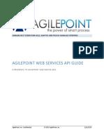 AgilePoint_WebSeviceAPI