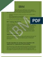 IBM Applications