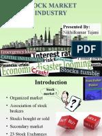 NKUMAR STOCK MARKET INDUSTRY Phase 1