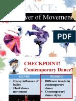 10. PHIL ARTS- Dance