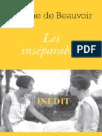 Les Inséparables de Simone de Beauvoir