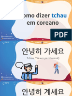 Coreano Online (Apostila)