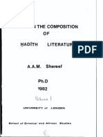 studies in hadith composition literature.pdf