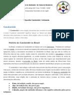 Apostila Candomblé